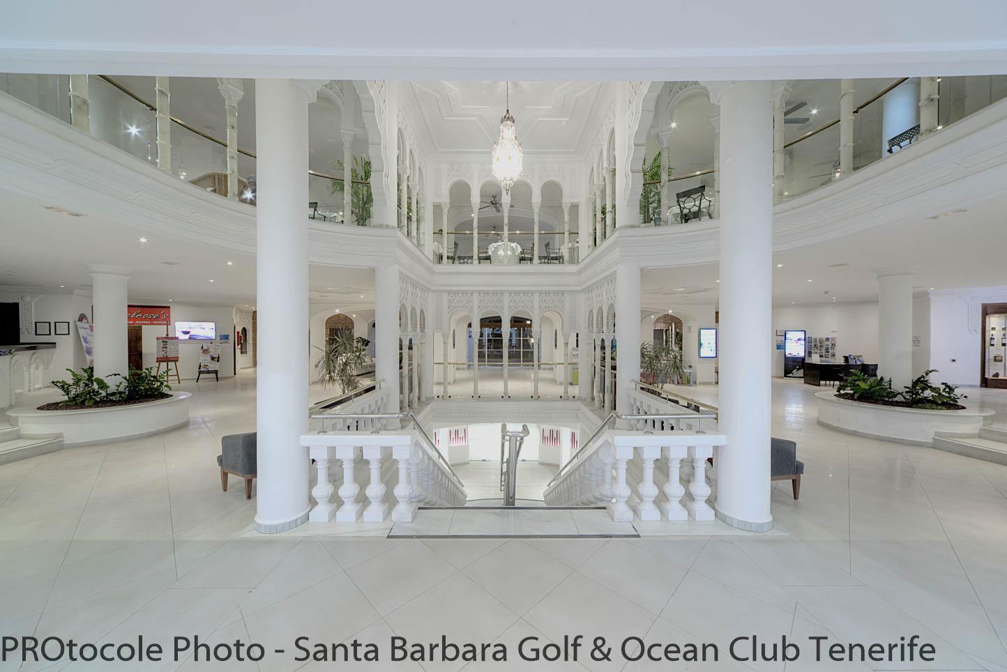 Tenerife Hôtel Santa Barbara Golf and Ocean Club