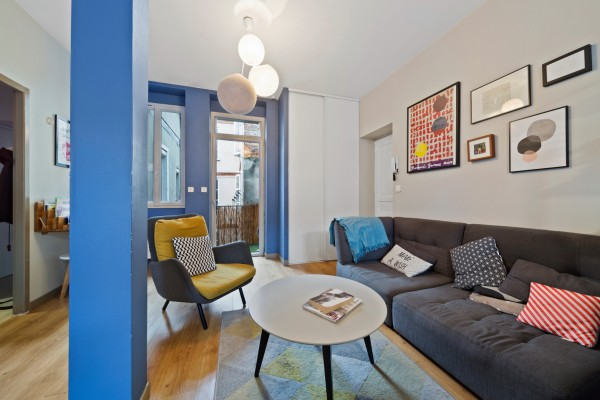 Protocole photo vidéos appartement à vendre